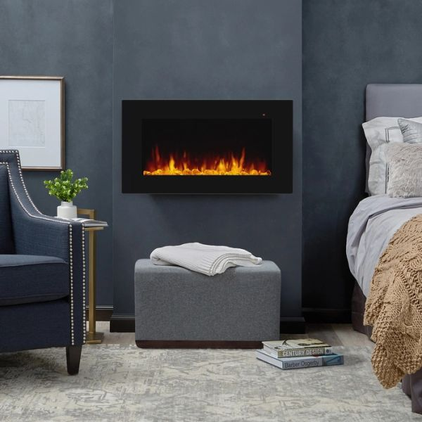 "Real Flame Corretto 40"" Electric Fireplace"