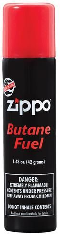 Butane Fuel Refill (May not be Zippo brand)
