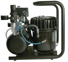 P Series Portable Lubricated Air Compressor