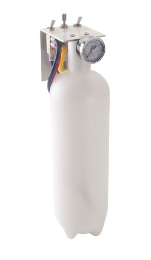 Deluxe Self Contained Water Bottle System, 2 Liter Bottle
