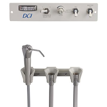 DCI Panel/Surface Mount Manual Delivery System