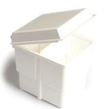 Storage Organizer w/White Lid