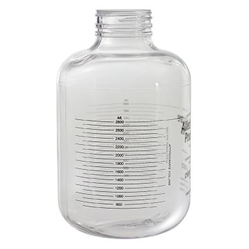 Surgical Suction Collection Bottle, 1/2 Gallon