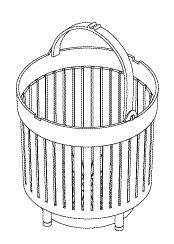 Instrument Basket, Kavo & Prestige Versions II & III, Large