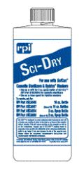 Sci-Dry Drying and Rinse Agent, Stat-Dri Substitute, Case of 12