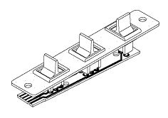 Switch Assembly, to fit Adec Priority 1005, Right