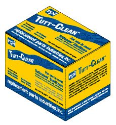 Tutt-Clean Sterilizer Cleaner, for use with Tuttnauer Sterilizers, Case of 12