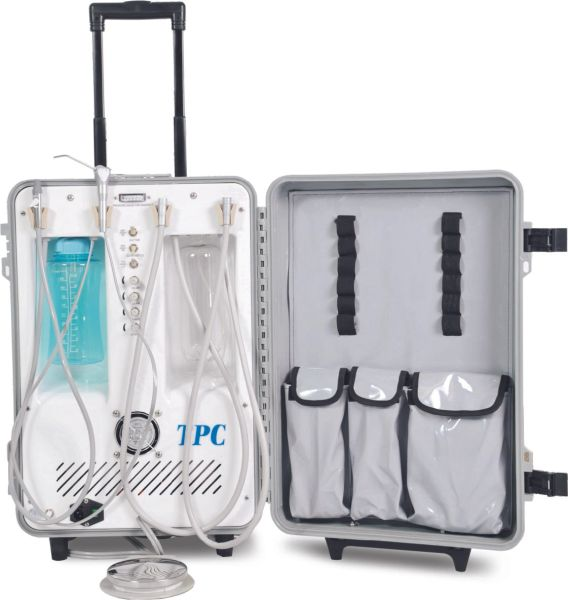TPC Portable Dental Unit, Self Contained