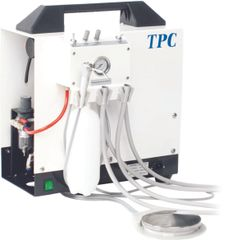 TPC Portable Dental System, Self Contained