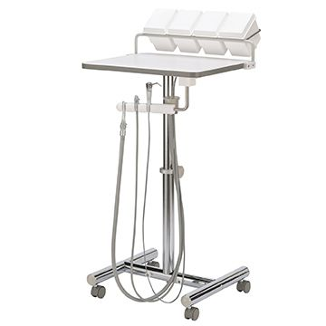 DCI Reliance Operatory Support Cart w/Assistant Package