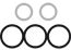 O-ring Kit, Kavo MultiFlex Coupler