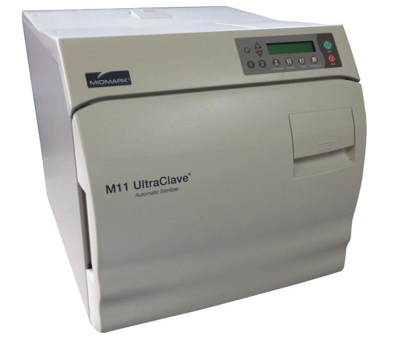 Midmark M11 Sterilizer, Fully automatic, Refurbished