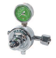Oxygen Regulator, for Tank Connection