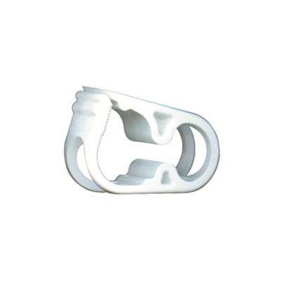 """Ultrasonic Cleaner Drain Clamp, to fit up to 1/2"""" tubing"""