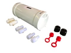 Amalgam Separator, Chair side, 99% Efficiency, Kit for 4 chairs