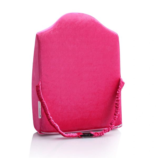 Sleep Science Little Beauty Patented Premium Business Series Ergonomic Firm Memory Foam Lumbar