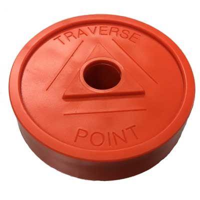 "Orange ""Traverse Point"" RingGuard MAXXcaps *35 Pack*"