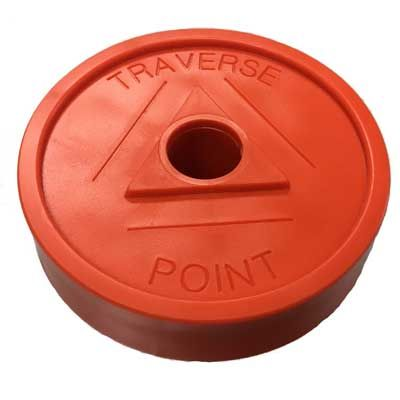 "Orange ""Traverse Point"" RingGuard MAXXcaps *4 Pack*"