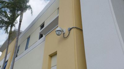 Security Camera Installation Rental