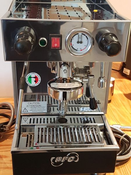 Classica 1 Group Lever Piston Espresso Machine