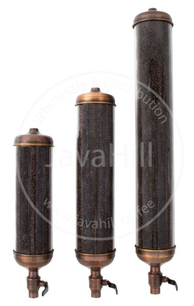 ANTIQUE COPPER: Upgrade to 24 or 36 inch tube lengths. Option & Color menu inside.