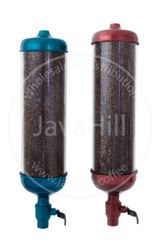 Retail Coffee Bean Dispenser Silo - Powder Coat Option : Select from 1000's of colors