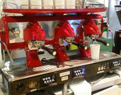 Astoria Sibilla 3 Group Espresso Machine with Fiorenzato F64e Grinder (free shipping)