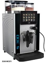 Rex Royal S300 Super Automatic Espresso Machine with Milk Frother and Powder Drink Option