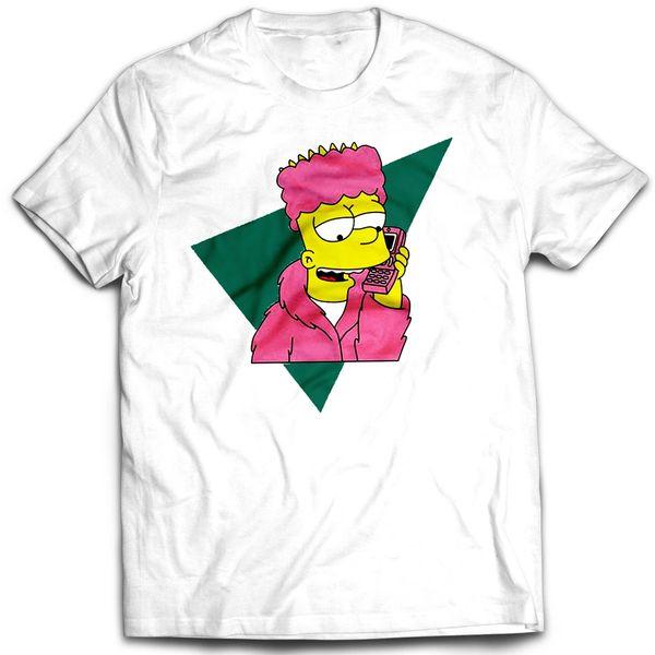 Vintage Style Bootleg Bart Killa Cam T-shirt