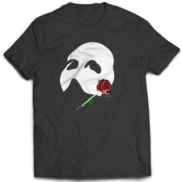Vintage Style Phantom Of The Opera T-shirt