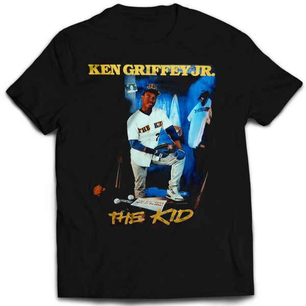 The Kid Ken Griffey Jr. Baseball T-shirt