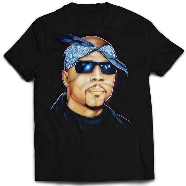 Vintage Style Nate Dogg Rap T-shirt