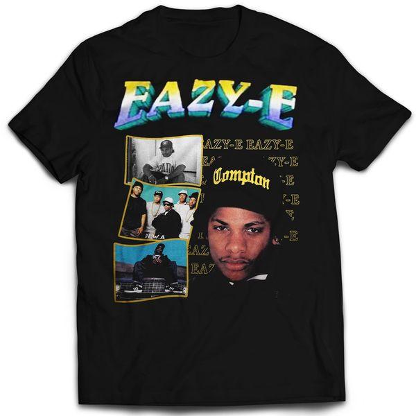 Vintage Style Eazy-E Rap T-shirt