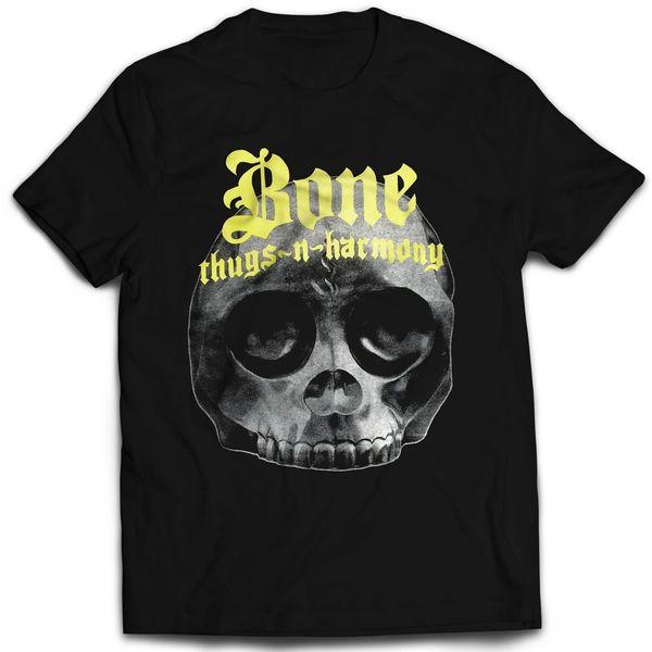 Vintage Style Bone Thugs-N-Harmony Creepin On A Come Up Rap T-shirt