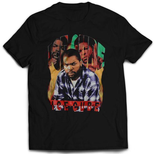 Vintage Style Ice Cube Rap T-shirt