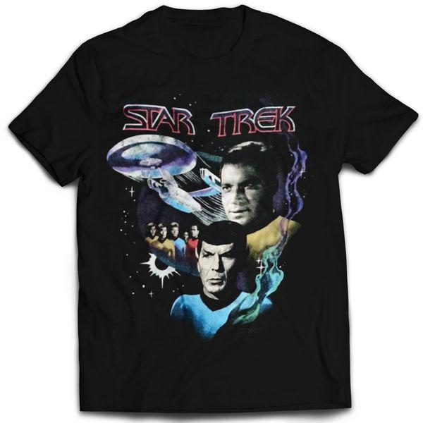 Vintage Style Star Trek T-shirt