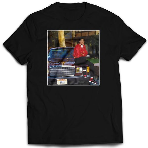 Vintage Mint LTD Michael Jackson The Goat Bred 1s T-shirt