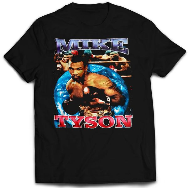 Mike Tyson Boxing Mike Tyson And Tupac Mike Tyson Hoodie Tupac Vintage Vintage Hoodies Boxing T-Hoodies