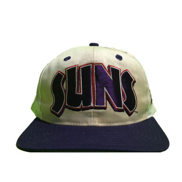 Vintage Phoenix Suns NBA Twins Brand Snapback Hat