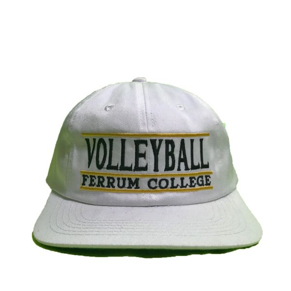 Vintage Ferrum College Virgina The Game Snapback Hat