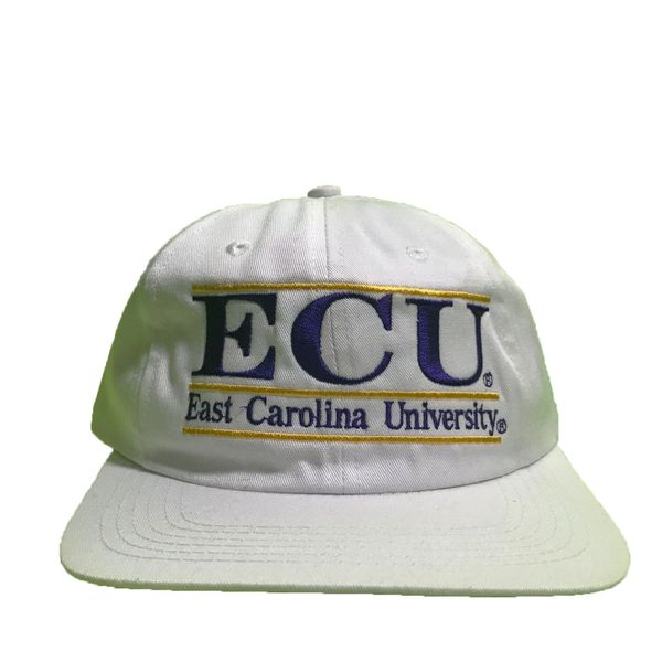 Vintage East Carolina University The Game Snapback Hat