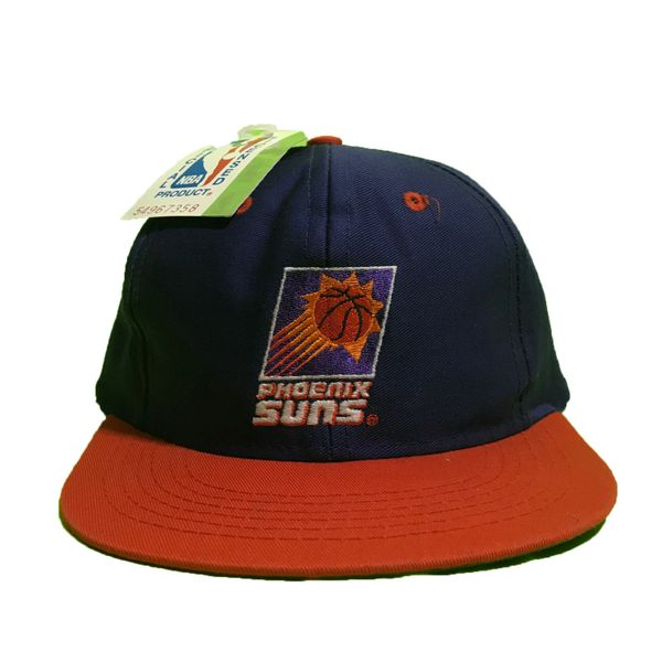 Vintage Phoenix Suns NBA Kids Competitor Snapback Hat