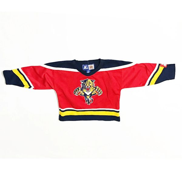 Vintage NHL Florida Panthers Starter Toddler Hockey Jersey