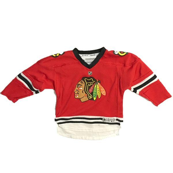 NHL Chicago Blackhawks Hockey Jersey