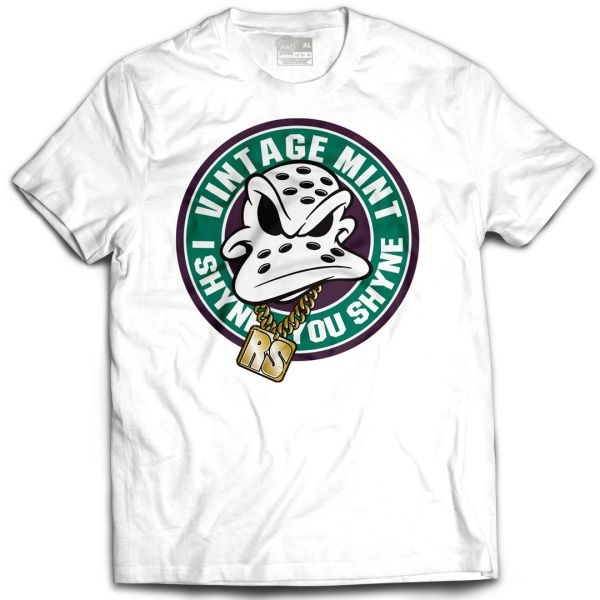 Vintage Mint LTD I Shyne You Shyne Mighty Ducks T-shirt