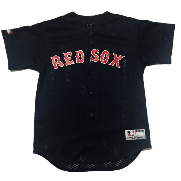 Boston Red Sox MLB Majestic Baseball Jersey