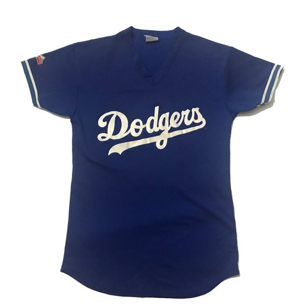 Vintage Los Angles Dodgers MLB Baseball Jersey