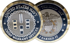 Chief Warrant Officer Coin