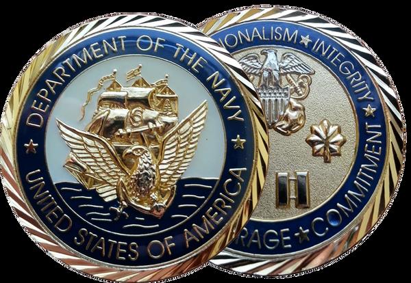 Junior Officer Coin