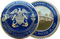 Officer Candidate School Coin
